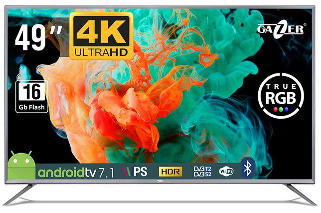 продам телевизор GAZER TV49-US2
