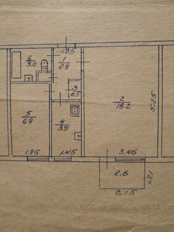 2к квартира 1й поверх в мадярському буд.