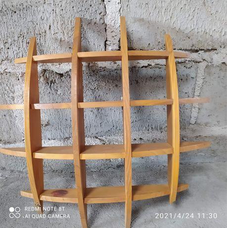Półka kwadratowa do powieszeni