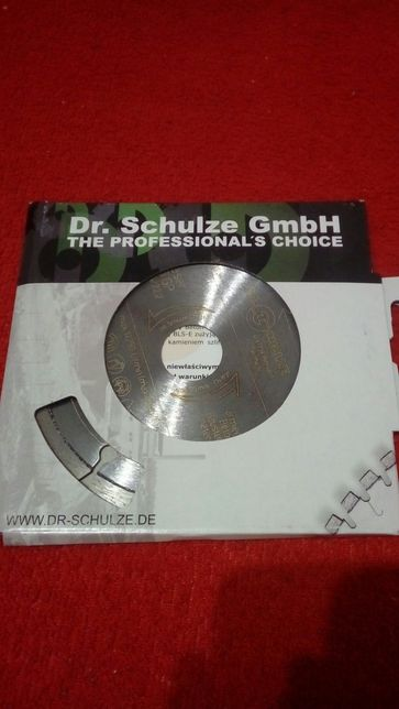 Tarcze dr.schluze laser btgp