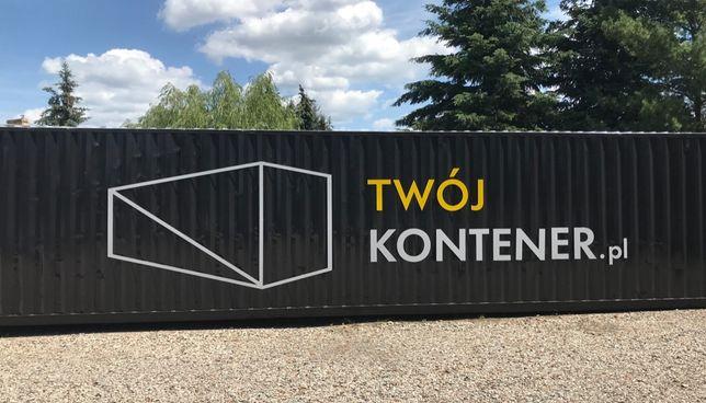 Magazyn 28m2 Poznań Self-storage Kontener Samoobsługowy Wynajmę Tani