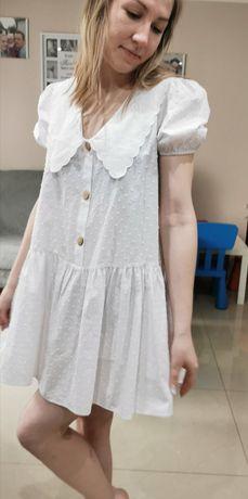 Sukienka Zara biała