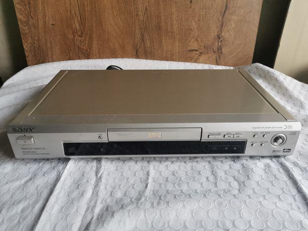 Odtwarzacz CD/DVD Sony DVP-S336