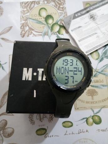 M-tac часы тактические с шагомером olive