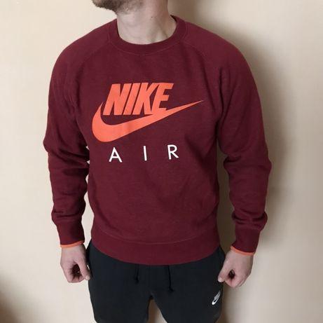 Nike AIR Erkek Sweatshirt Med Team Свитшот Кофта Adidas Jordan
