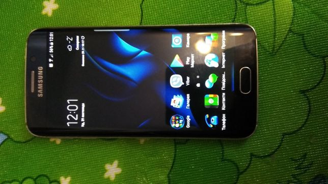 Смартфон Samsung galaxy S6 edge Самсунг С6 едж