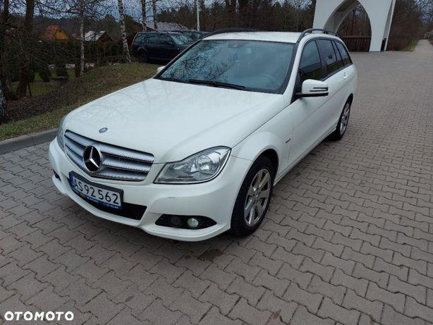 Mercedes-Benz Klasa C Bezwypadkowy