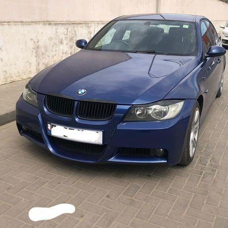 Разборка BMW E90!!!