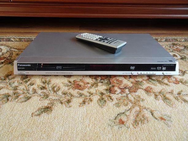 Odtwarzacz DVD Panasonic S295