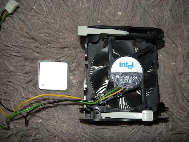 Процессор Celeron 2,26 GHz( Socket 478 )