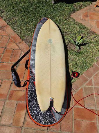 Surfboard 6,1 - Twin / Quad Fin