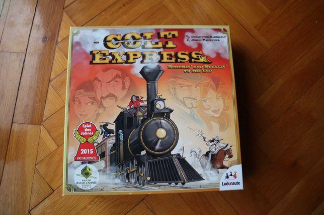 Jogo tabuleiro Colt Express