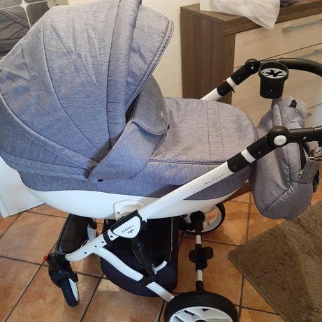 Wózwk 3w1 Baby Merc faster style.