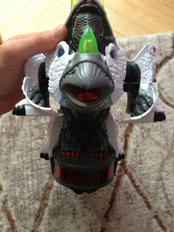 Играшка носорог монстр носоріг