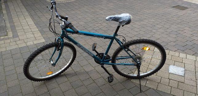 Tanio sprzedam dwa rowery: nowy rower górski i używany rower miejski