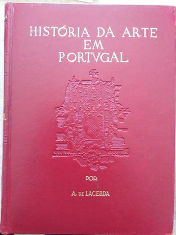 História da Arte em Portugal - Portucalense Editora