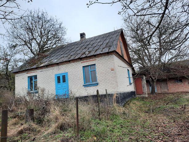 Продам будинок 100 м2, земля 43 сотки