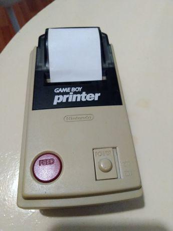 GameBoy Impressora Rara!