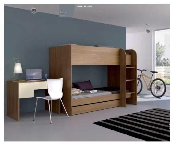 Beliche  c/ 2 camas e gavetão