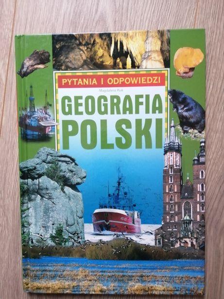 Geografia Polski pytania i odpowiedzi. Magdalena Kuk