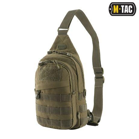 Сумка M-tac Assistant Bag Black/Coyote/Olive