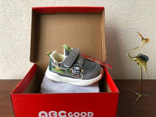 Детские кроссовки обувь ABC для самых маленьких размер 16 - 20