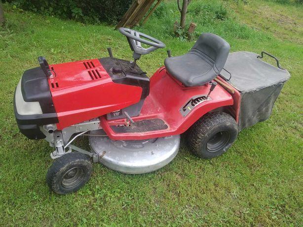 Traktorek kosiarka z Koszem  Murray Nowy silnik16Km