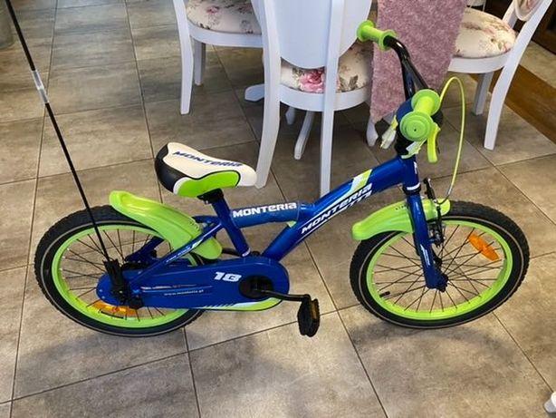 Rower dla dziecka MONTERIA BOY 16 Alu BMX