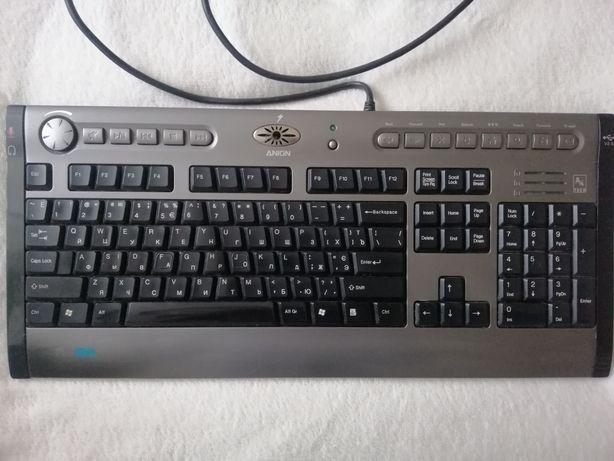 Клавиатура Logitech A4