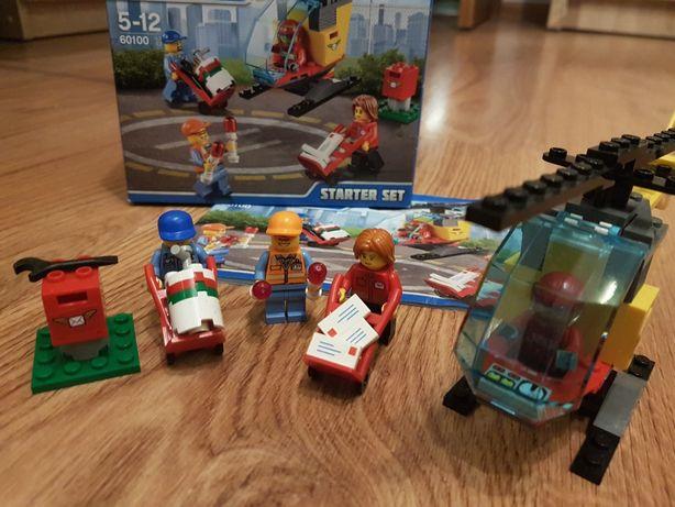 Lego City 60100 -poczta