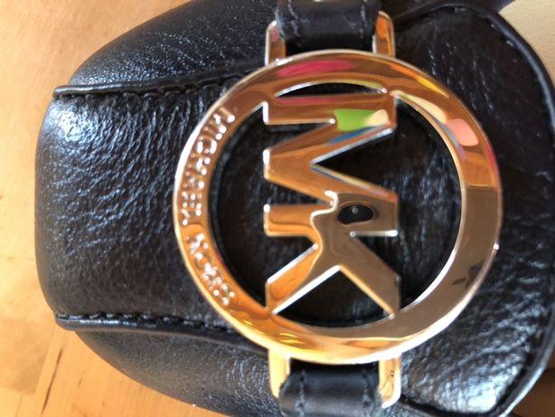Buty skórzane Michael Kors