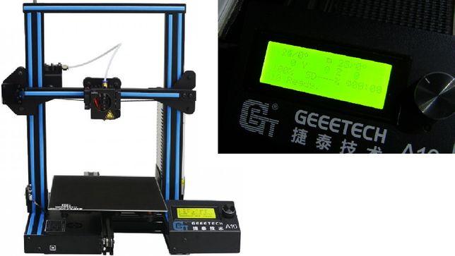 3D принтер Geeetech A10 235x235x260мм