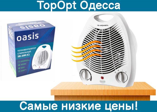 Тепловентилятор Oasis sb-20r дуйка обогреватель с защитой от перегрева