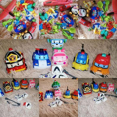 Руль рабокар поли эмьер рой пакет игрушек