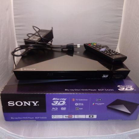 odtwarzacz dvd blu-ray sony