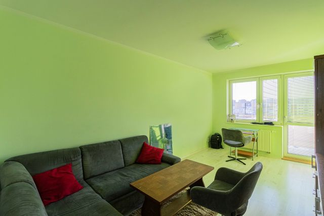 Do wynajęcia mieszkanie 2-pokojowe, oddzielna kuchnia, Gdańsk Chełm