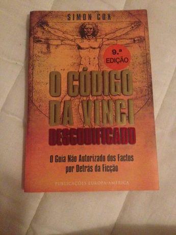 Livro - O código da Vinci descodificado
