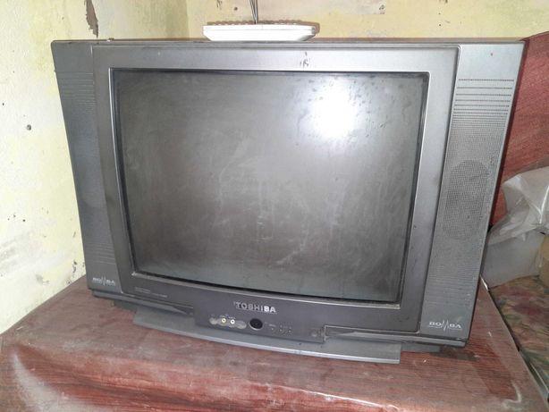 Телевизор ТОSHIBA (трубка)