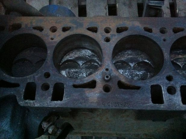 Мотор Таврия Славута