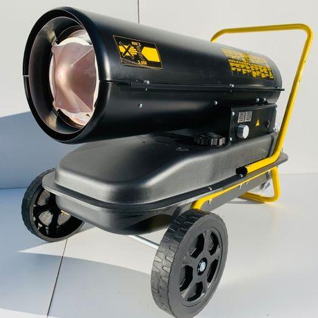 KINLUX BGO-30 (30 кВт) дизельная тепловая пушка прямого нагрева