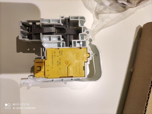 Bloca-Portas fechadura maquina lavar INDESIT HOTPOINT WHIRLPOOL