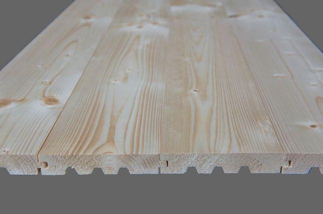 Deska Podłogowa Świerk Syberyjski 28x146mm