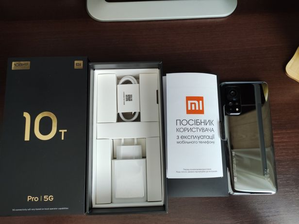 Продам Xiaomi Mi 10T Pro (8/128GB)