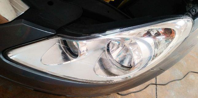 Polerowanie regeneracja lamp reflektorów usuwanie rys pranie tapicerki