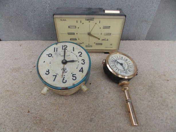 часы ссср разные