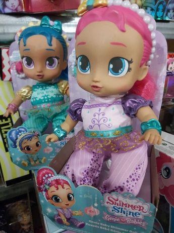 Шиммер и Шайн Кукла пупс джин  Shimmer and Shimmer Genie Babies 25 cm