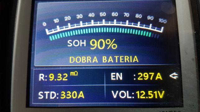 Akumulator Varta Blue dynamic B33 45 ah 330A lewy plus