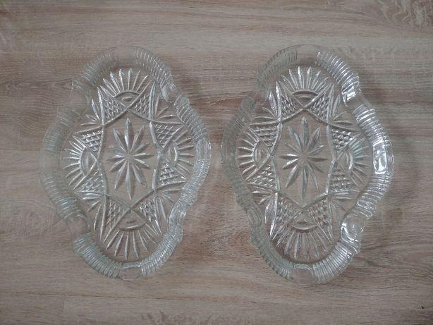2 patery kryształowe