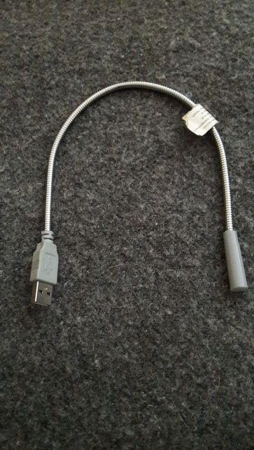 Lampka LED pod USB do laptopa
