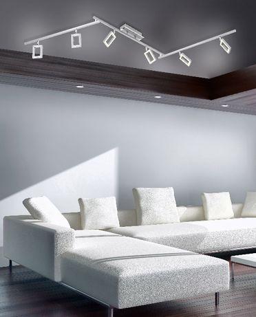 Listwa sufitowa spot LED INIGO Paul Neuhaus 6965-55 lampa sufitowa